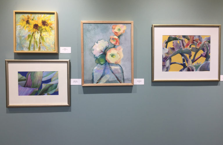 D'Arrigo Family Gallery Brings Art to Salus by The Communications Team at Salus University