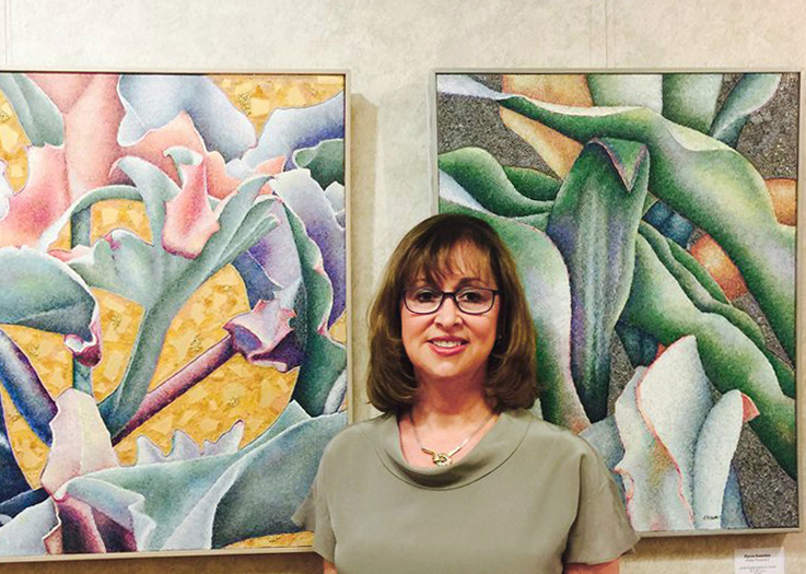 Elynne Rosenfeld Artist